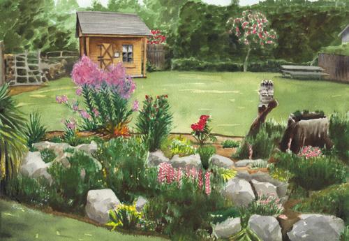 Sandra's Garden