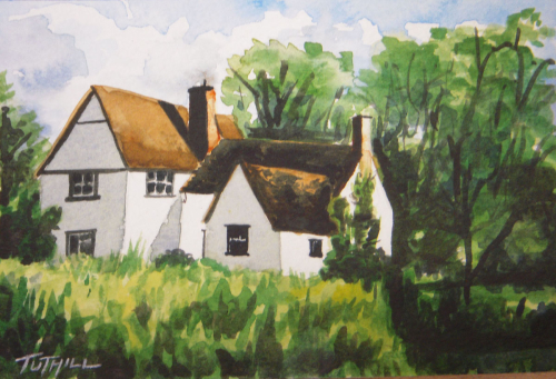 Willy Lott's Cottage