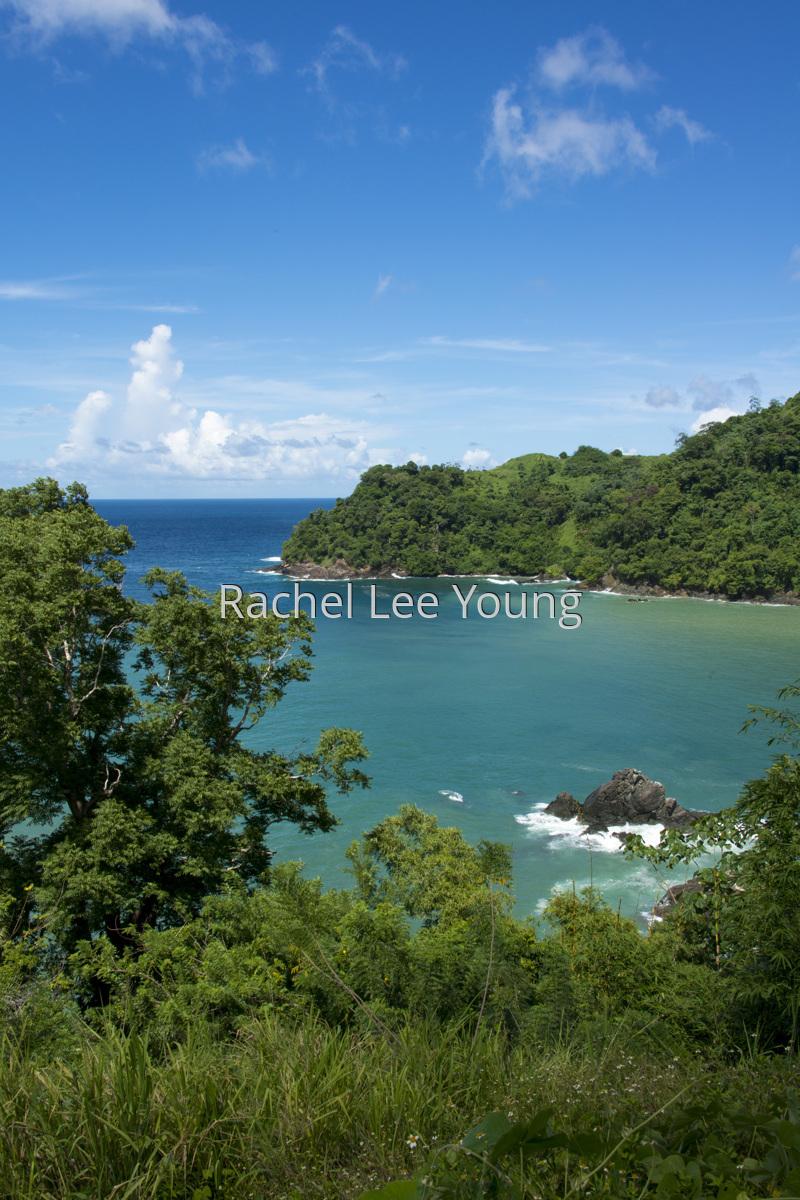 North Coast Tobago (large view)