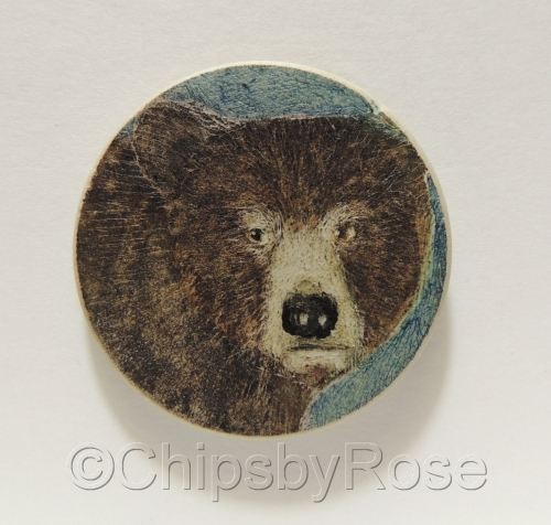 Bear Side Glance