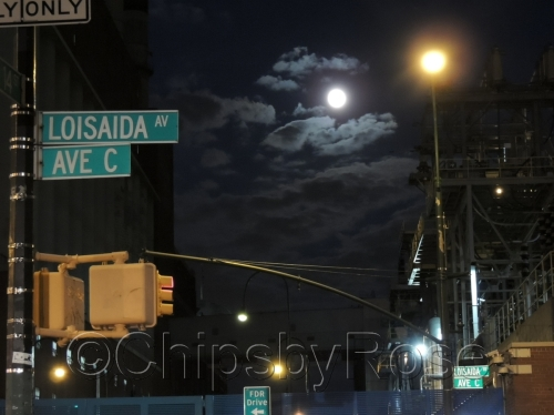 Moon Over Avenue C