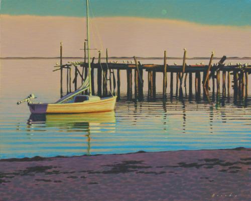 Sailboat at Rest