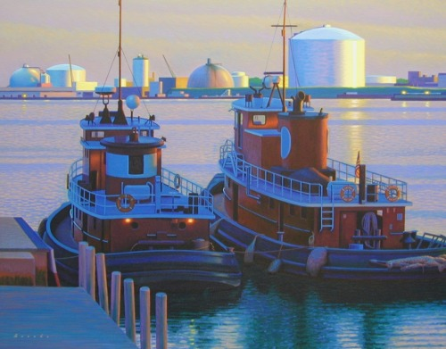 Two Tugs