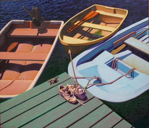 Barefoot Sail