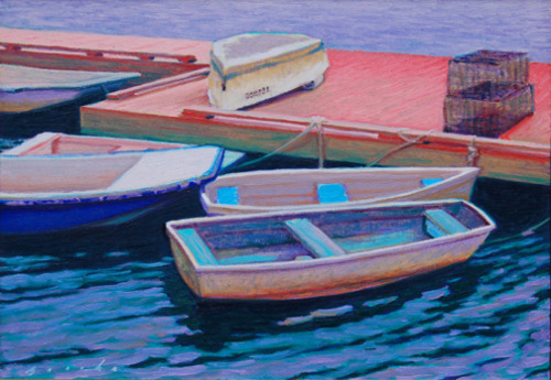 Dinghies and traps