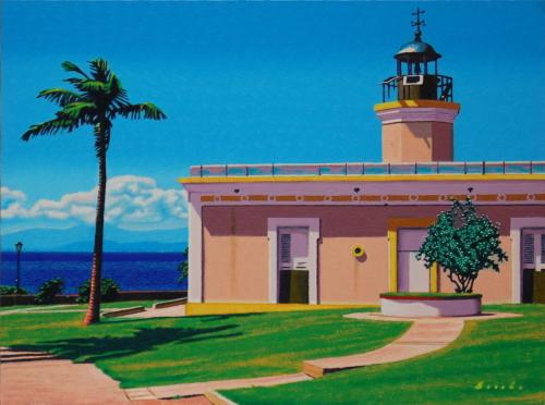 Punta Mulas Lighthouse