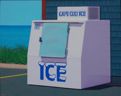 Cape Cod Ice