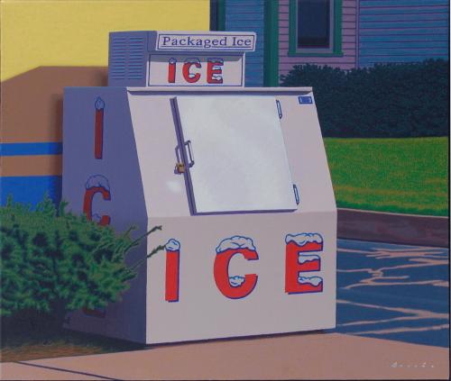Corner Ice