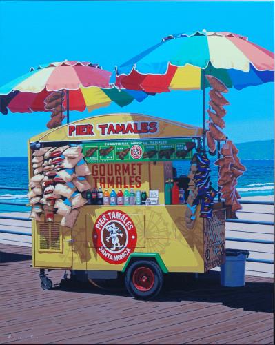 Tamale Wagon