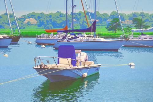 Harbor Moorings