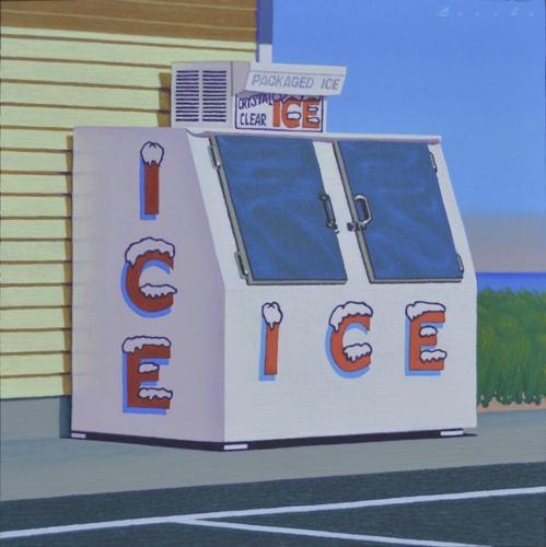 Seaside Ice