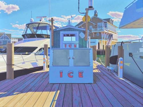 Marina Ice