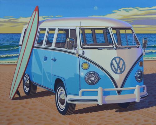 Surfboard Samba