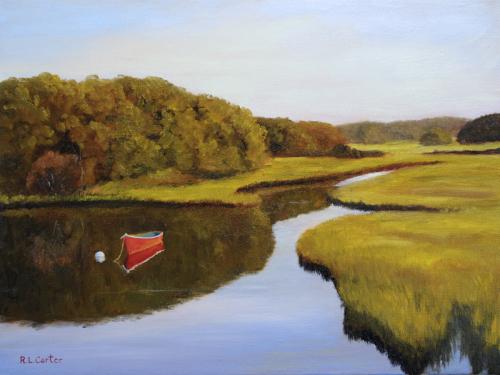 Herring River Idyll