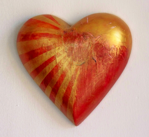 Sacred Heart #4 by Robert J Knight
