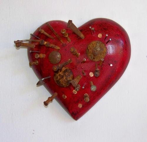 Iron Heart #5 by Robert J Knight