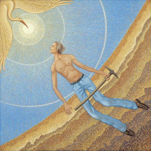 All is Revealed to the Laborer by Robert MacDonald