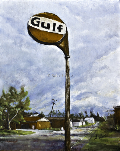 Gulf, Mount Pleasant, Ohio by Welcome
