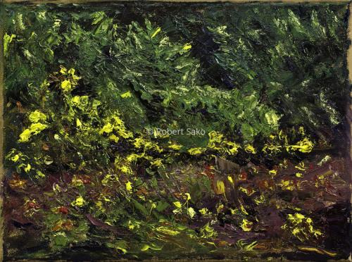 Flowerbeds, Innis Woods, Colombus