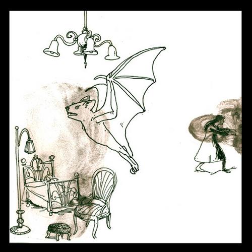 Bat at the Window