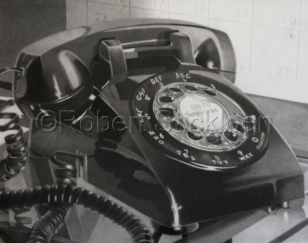 Telephone (large view)