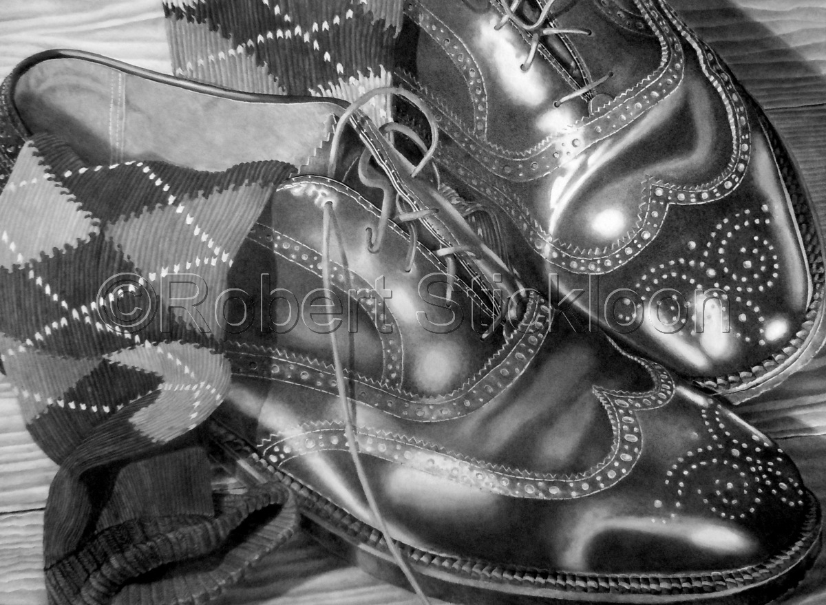 Wing Tips and Argyles (large view)