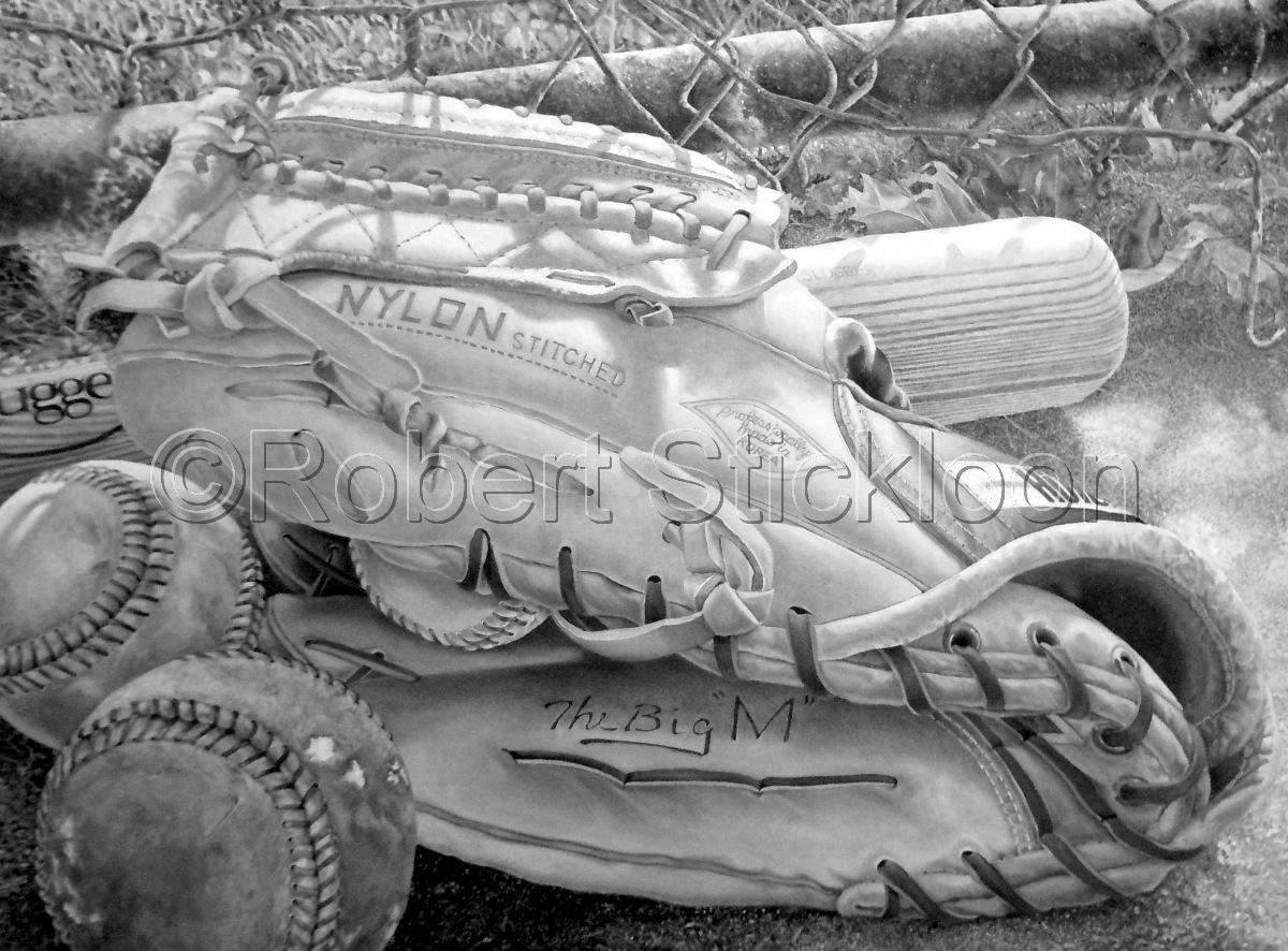 Baseball Glove (large view)