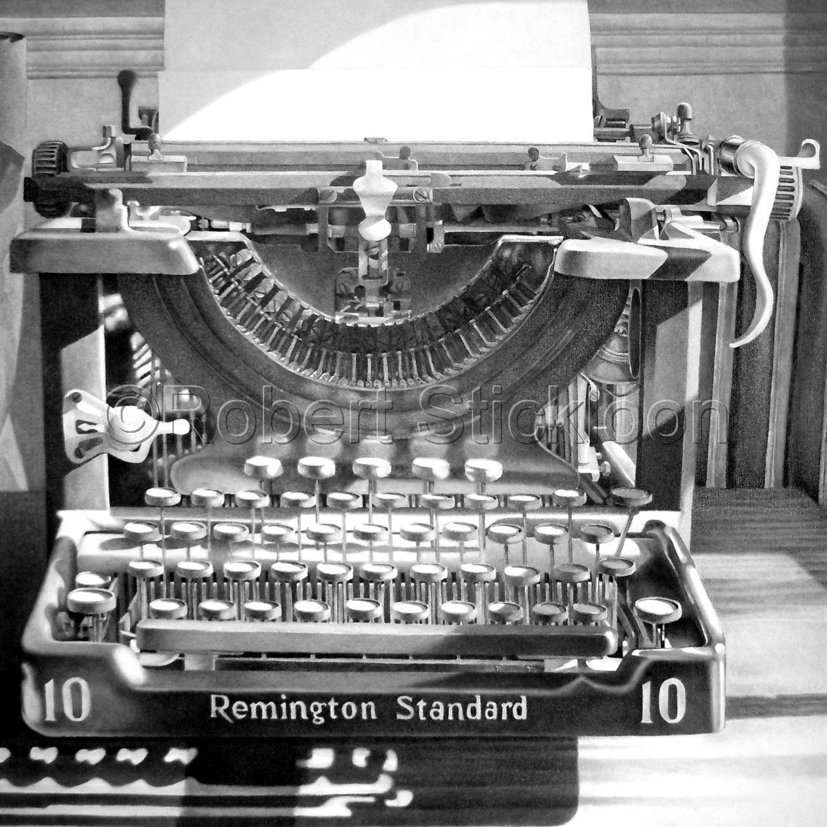 Remington Standard (large view)