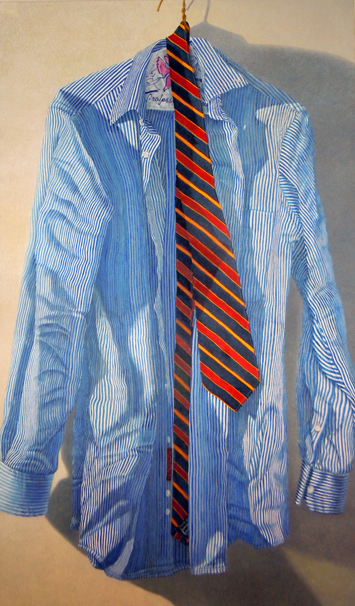 SHIRT & TIE (large view)