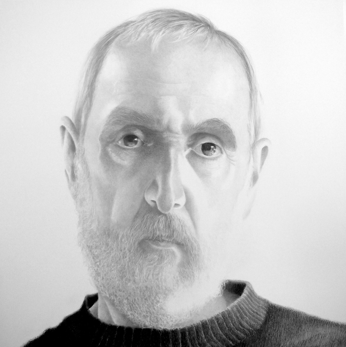 Self Portrait at 70 (large view)
