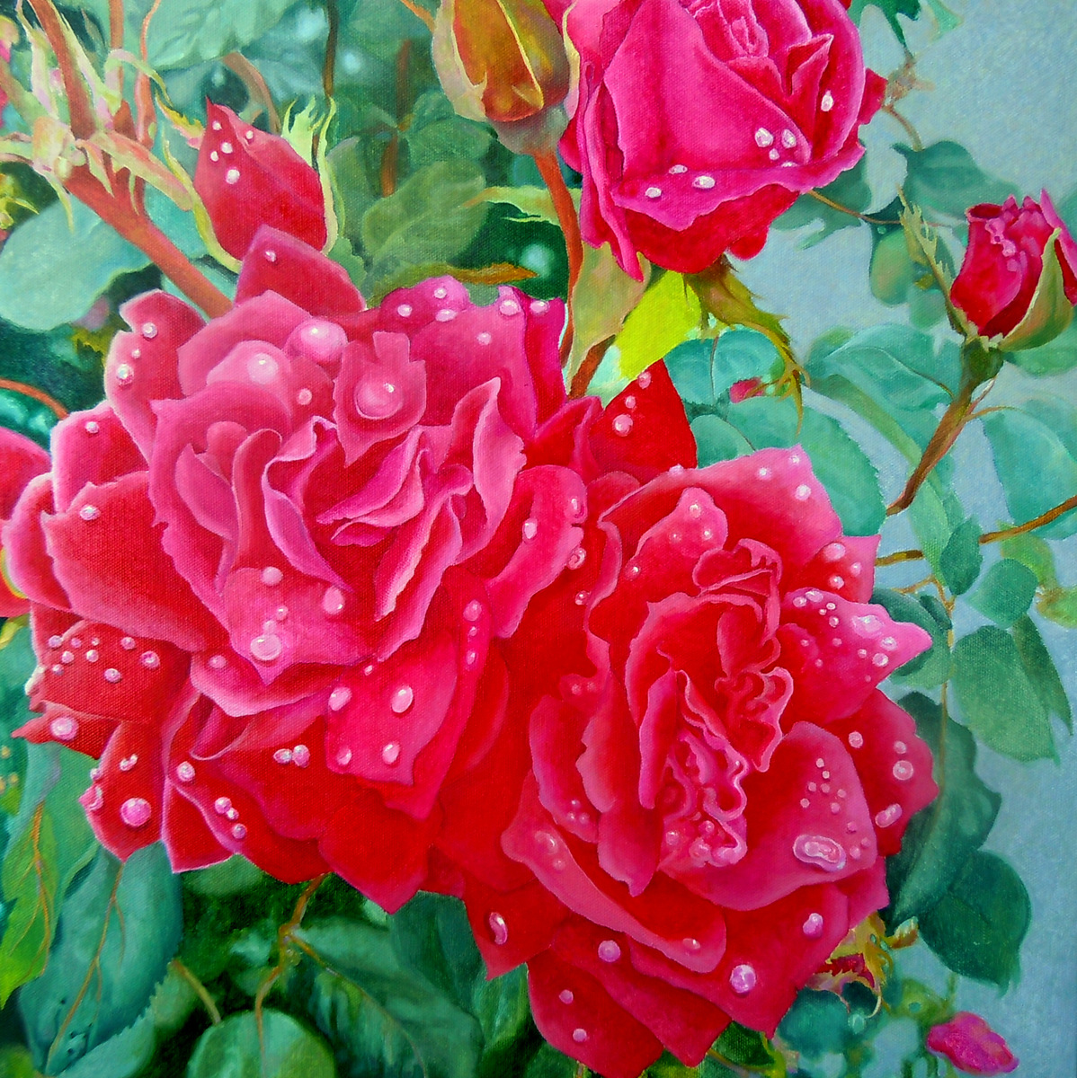 """""""ROSES"""" (large view)"""