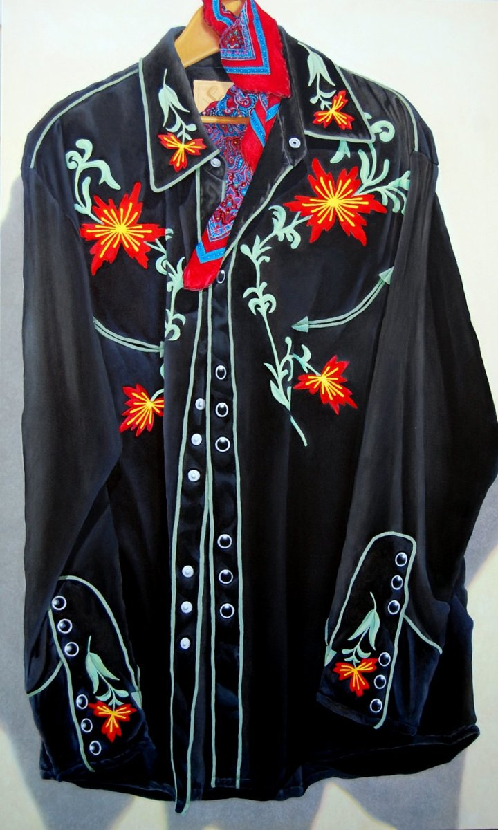 """Western Shirt"" (large view)"
