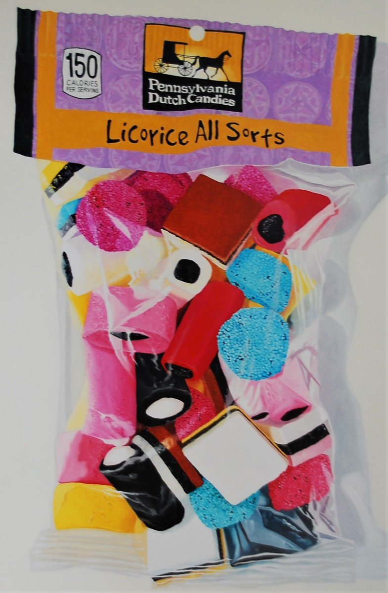 LICORICE ALL SORTS (large view)