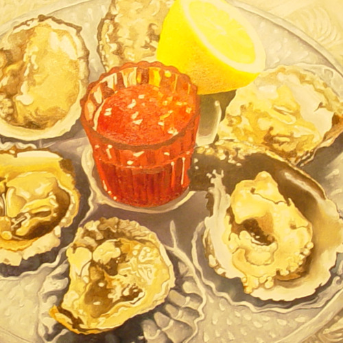"""""""OYSTERS"""" (large view)"""