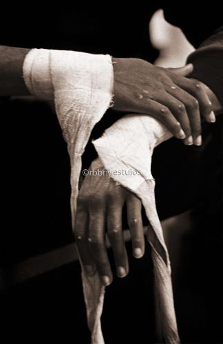 A Boxer's Hands