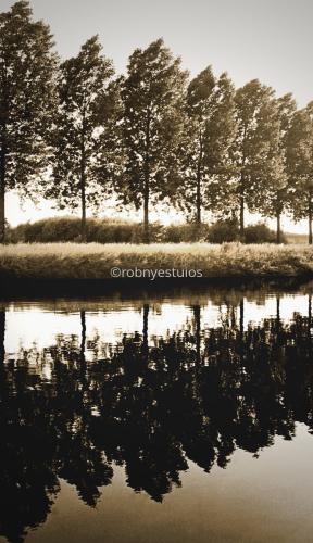 Brugge Dawn
