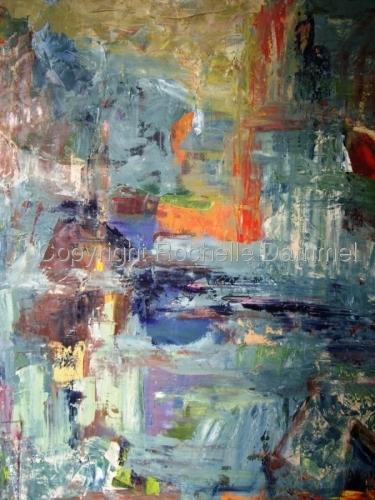 Blue by Rochelle Dammel