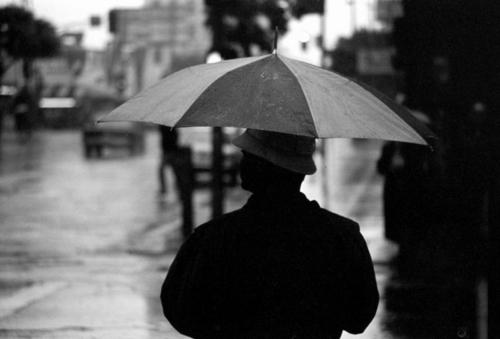 Downtown Rain II
