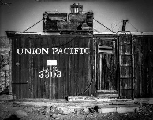 Union Pacific by Roderick Lyons