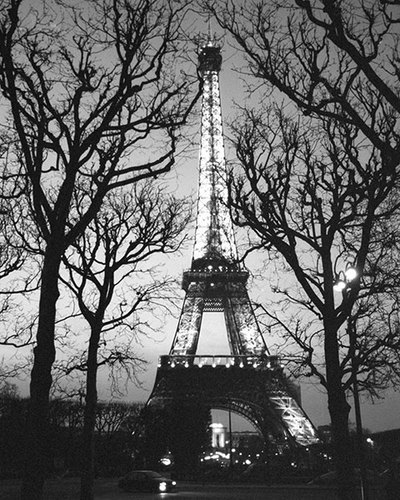 Eifel at Night