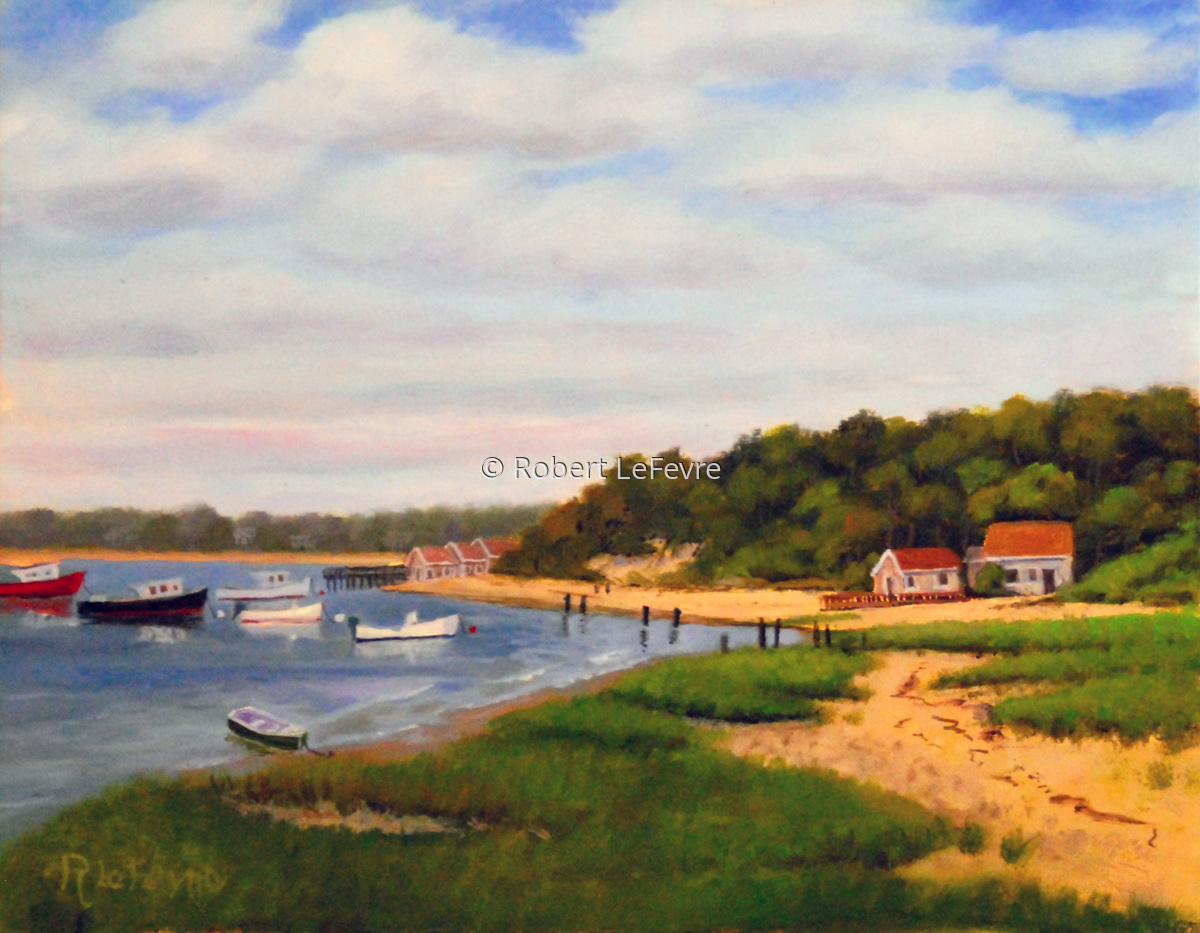 CHATHAM'S PLEASANT BAY (large view)