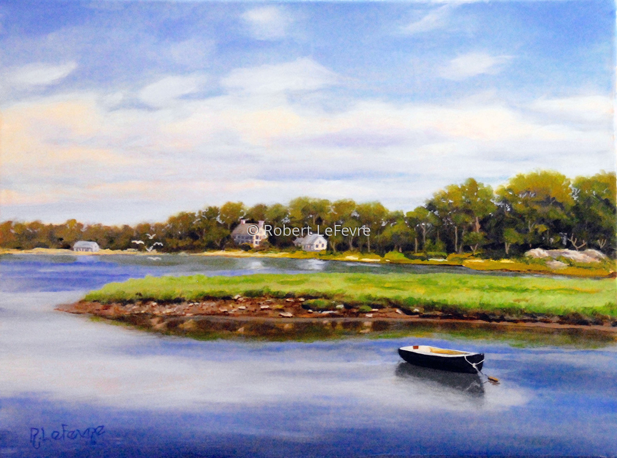 Cape Cod Scene (large view)