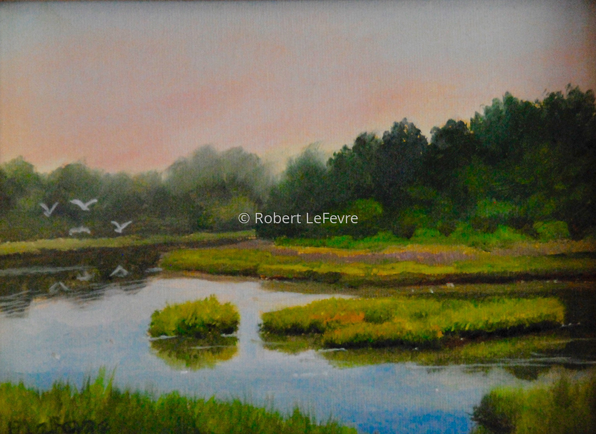 LOW COUNTRY MARSH (large view)