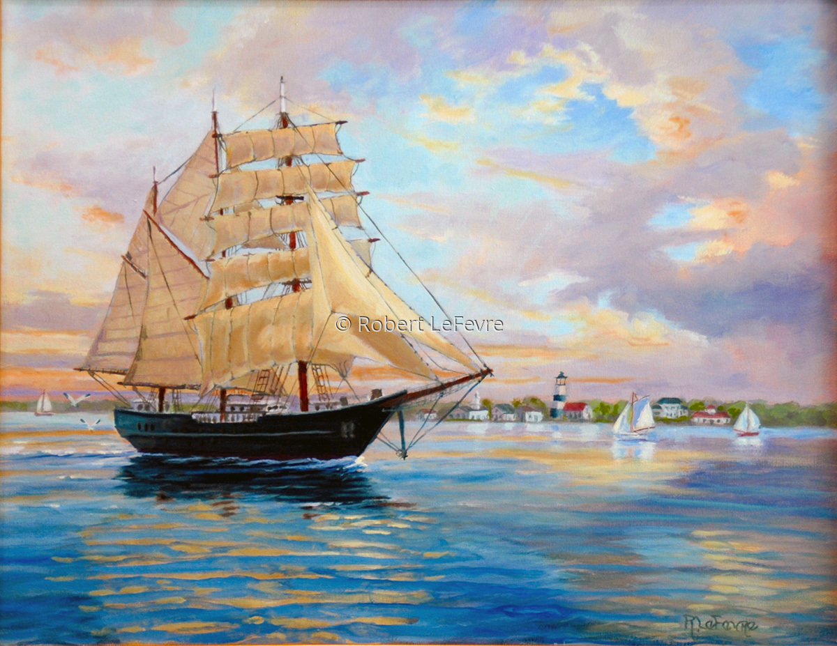 BARQUENTINE, MARY ANNE (large view)