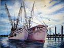 Mr and Mrs Shrimp Boat (thumbnail)