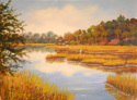 "'WINTER MARSH"" (thumbnail)"