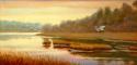 Painting--Oil-LandscapeMORNING MIST