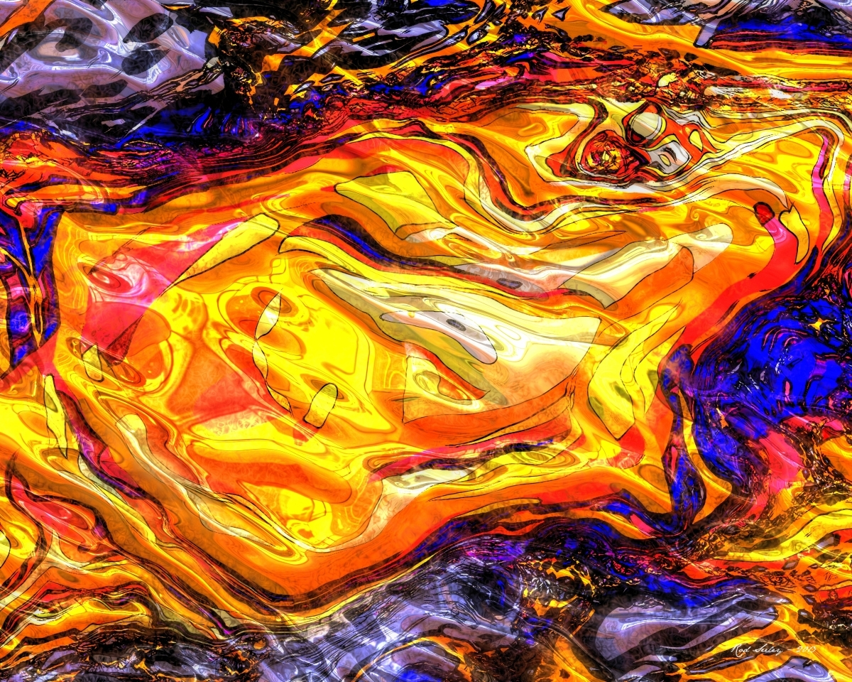 Lava Flow (large view)