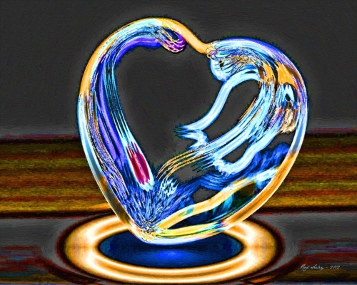 Eternal Love by Rod Seeley - Digital Artist