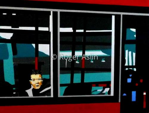 BUS by Roger Aslin